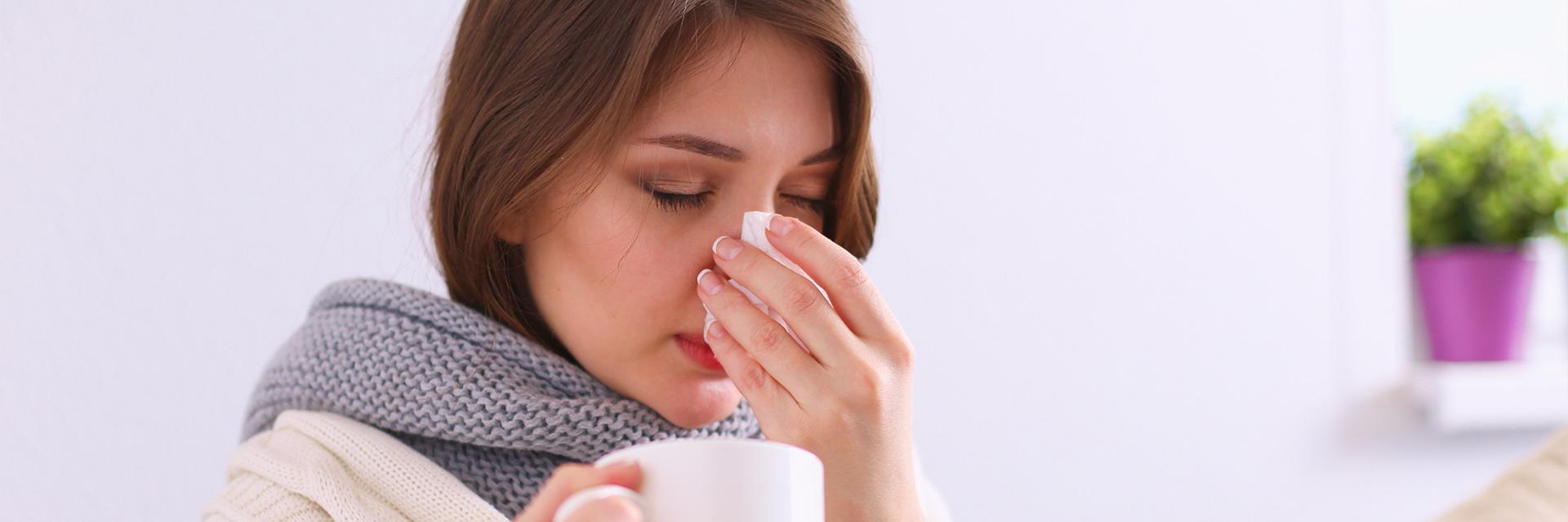Jak rozpoznać przeziębienie?