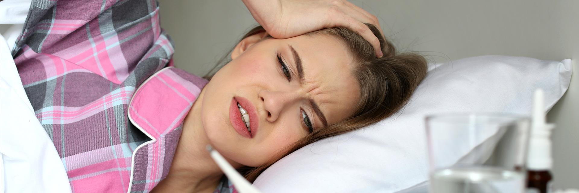 Objawy, które pomogą Ci odróżnić przeziębienie od grypy