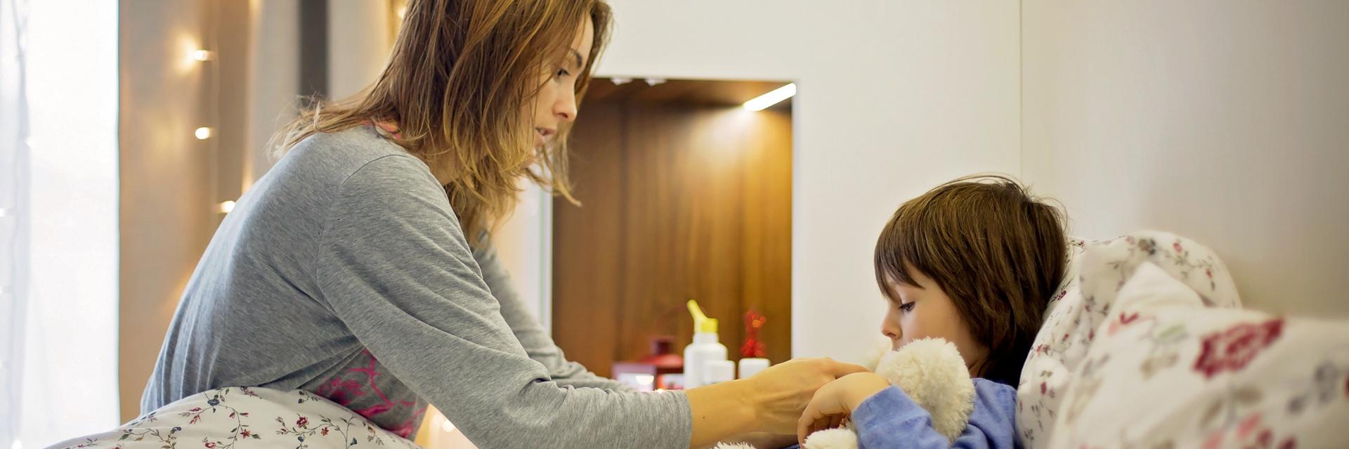 Grypa u dziecka - dowiedz się jak ją leczyć