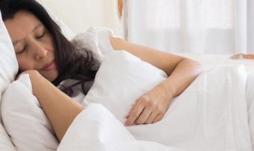 Nocna kuracja na objawy grypy