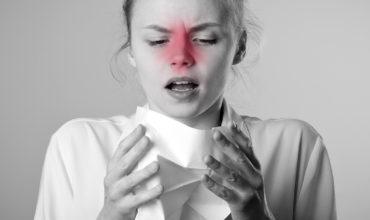 Obrzęk błony śluzowej nosa – przyczyny, objawy, leczenie